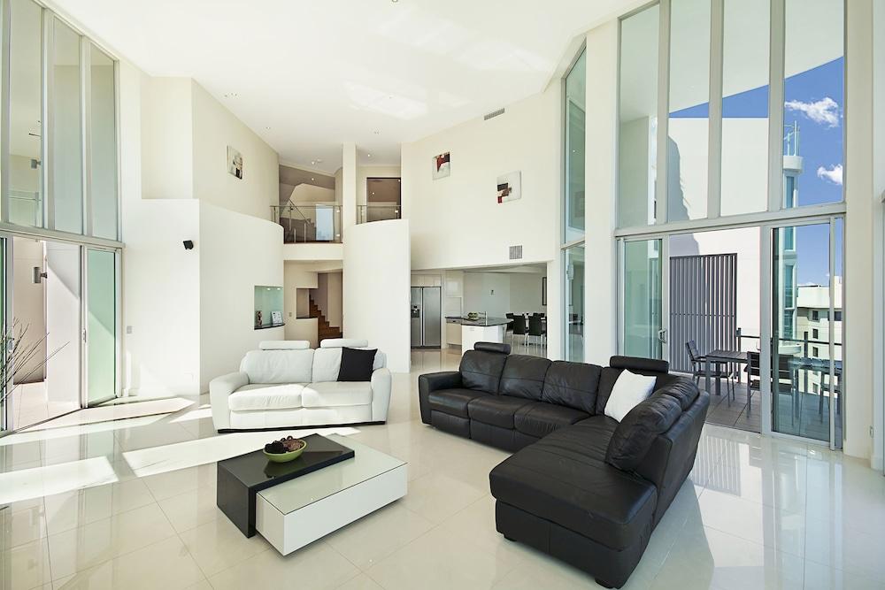 아쿠아 비스타 리조트(Aqua Vista Resort) Hotel Image 46 - Living Area