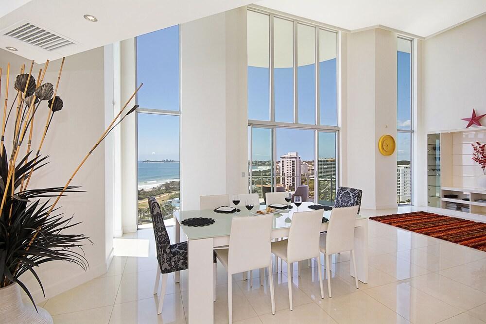 아쿠아 비스타 리조트(Aqua Vista Resort) Hotel Image 49 - Living Area