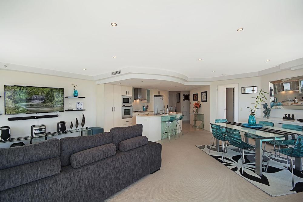 아쿠아 비스타 리조트(Aqua Vista Resort) Hotel Image 59 - Living Area