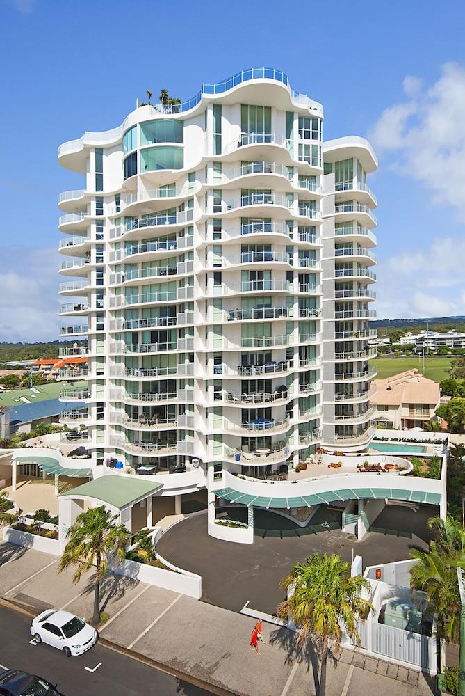 아쿠아 비스타 리조트(Aqua Vista Resort) Hotel Image 101 - Hotel Front