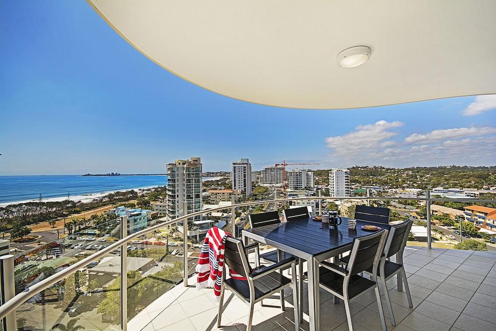아쿠아 비스타 리조트(Aqua Vista Resort) Hotel Image 81 - Balcony