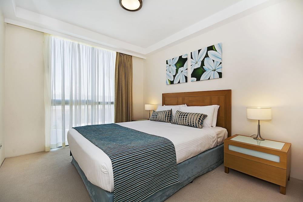 아쿠아 비스타 리조트(Aqua Vista Resort) Hotel Image 17 - Guestroom