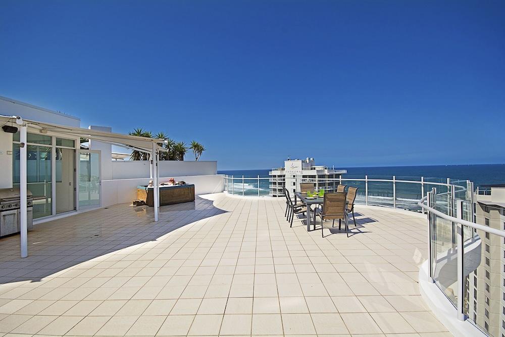 아쿠아 비스타 리조트(Aqua Vista Resort) Hotel Image 73 - Balcony