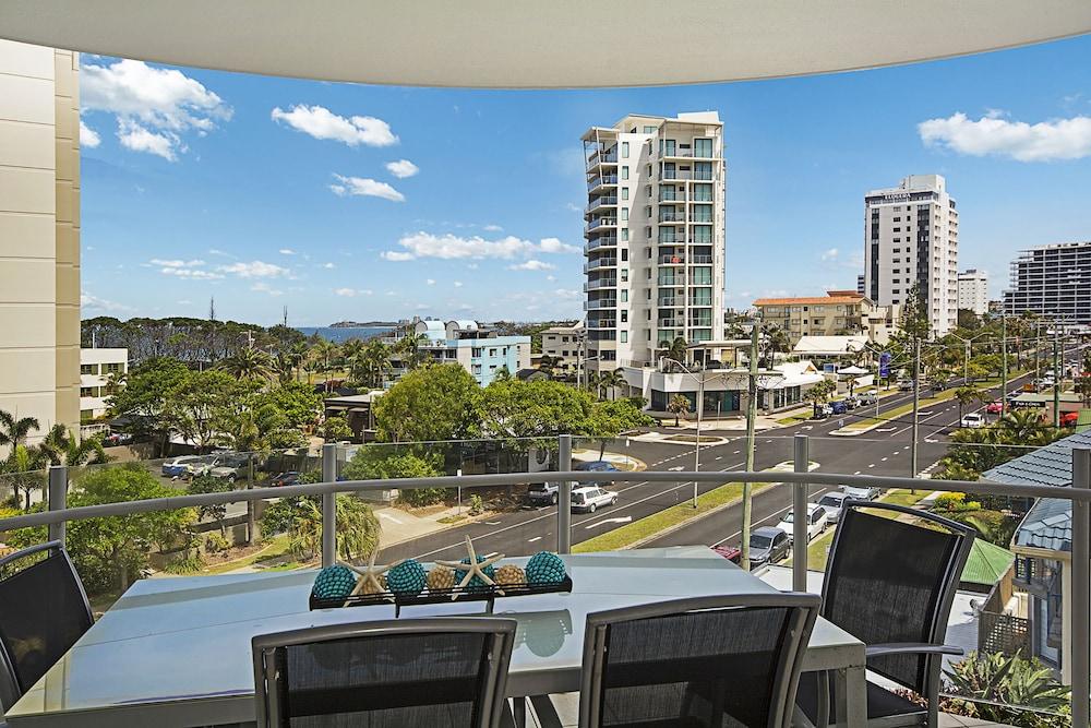 아쿠아 비스타 리조트(Aqua Vista Resort) Hotel Image 79 - Balcony