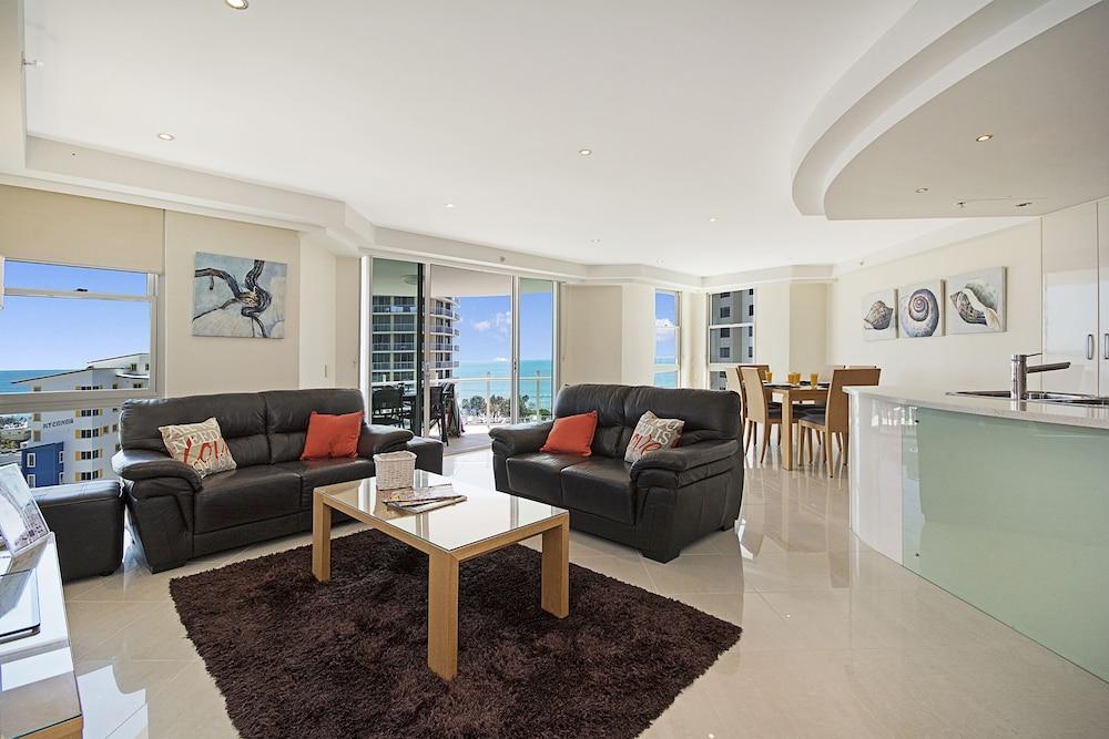 아쿠아 비스타 리조트(Aqua Vista Resort) Hotel Image 62 - Living Area