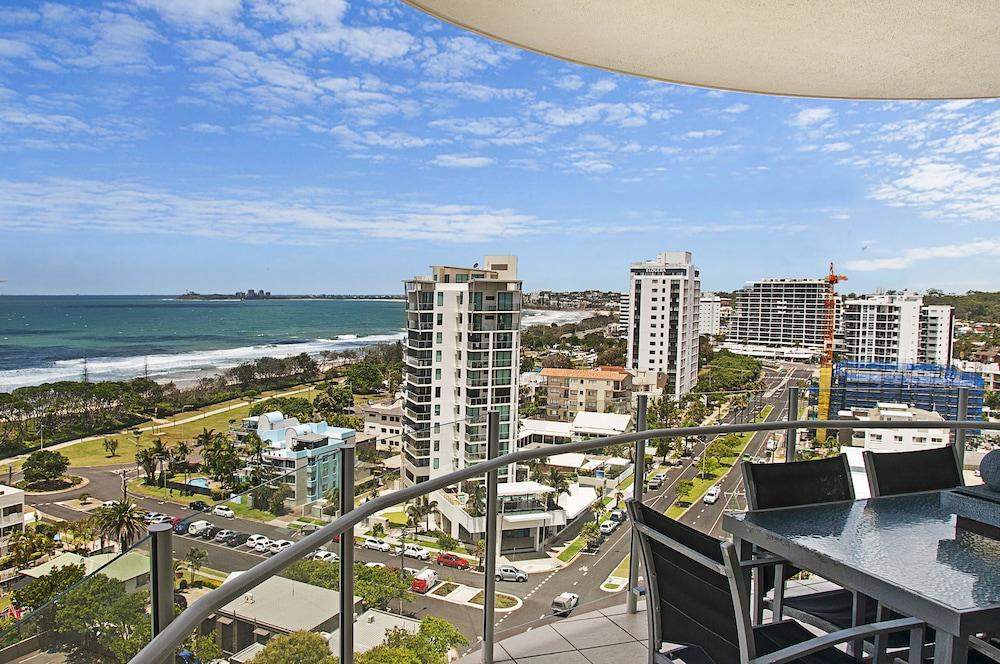 아쿠아 비스타 리조트(Aqua Vista Resort) Hotel Image 67 - Balcony