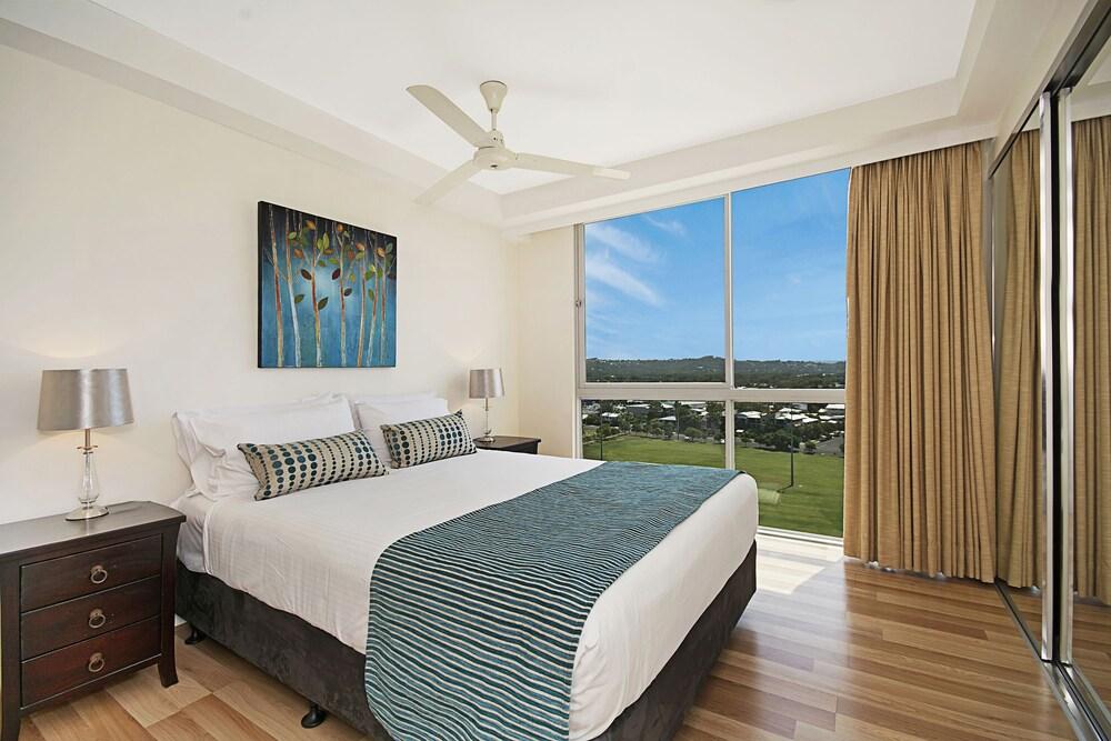 아쿠아 비스타 리조트(Aqua Vista Resort) Hotel Image 25 - Guestroom