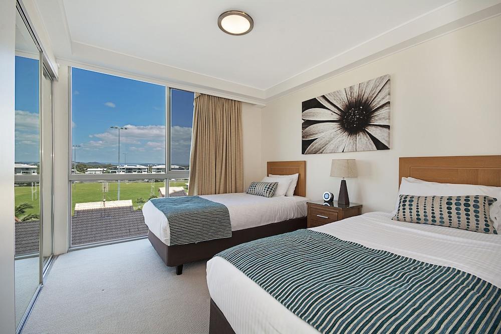 아쿠아 비스타 리조트(Aqua Vista Resort) Hotel Image 7 - Guestroom