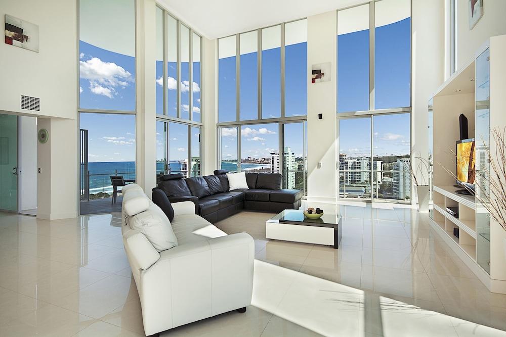 아쿠아 비스타 리조트(Aqua Vista Resort) Hotel Image 50 - Living Area