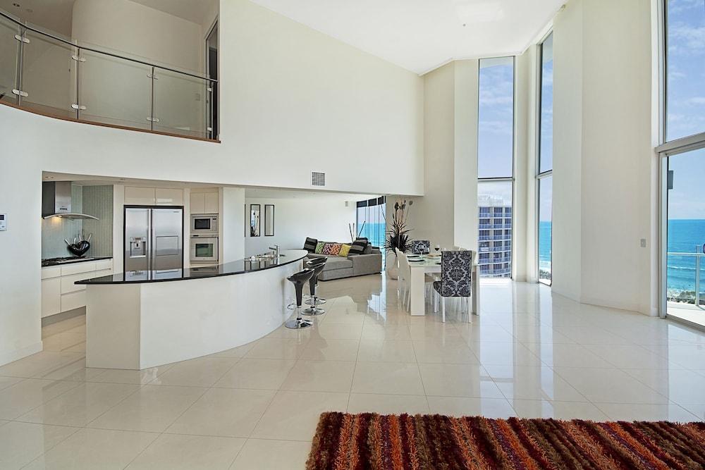 아쿠아 비스타 리조트(Aqua Vista Resort) Hotel Image 47 - Living Area