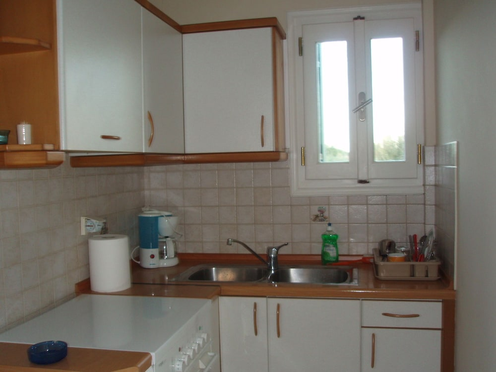 빌라 모스초나(Villa Moschona) Hotel Image 12 - In-Room Kitchen