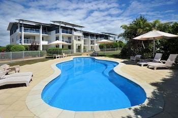 太平洋碼頭公寓飯店 Pacific Marina Apartments