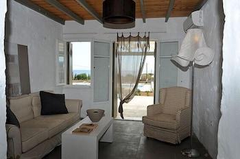 스타고네스 럭셔리 빌라(Stagones Luxury Villas) Hotel Image 28 - Living Area