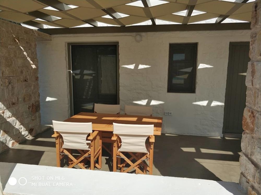 스타고네스 럭셔리 빌라(Stagones Luxury Villas) Hotel Image 15 - Guestroom