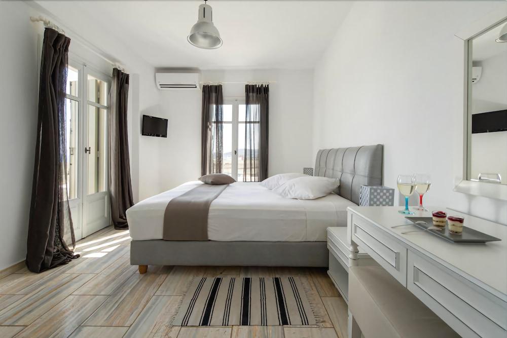 스타고네스 럭셔리 빌라(Stagones Luxury Villas) Hotel Image 12 - Guestroom