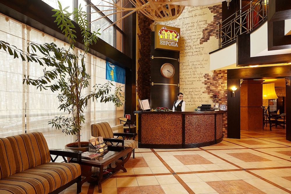 파크 호텔 유럽(Park Hotel Europe) Hotel Image 0 - Lobby