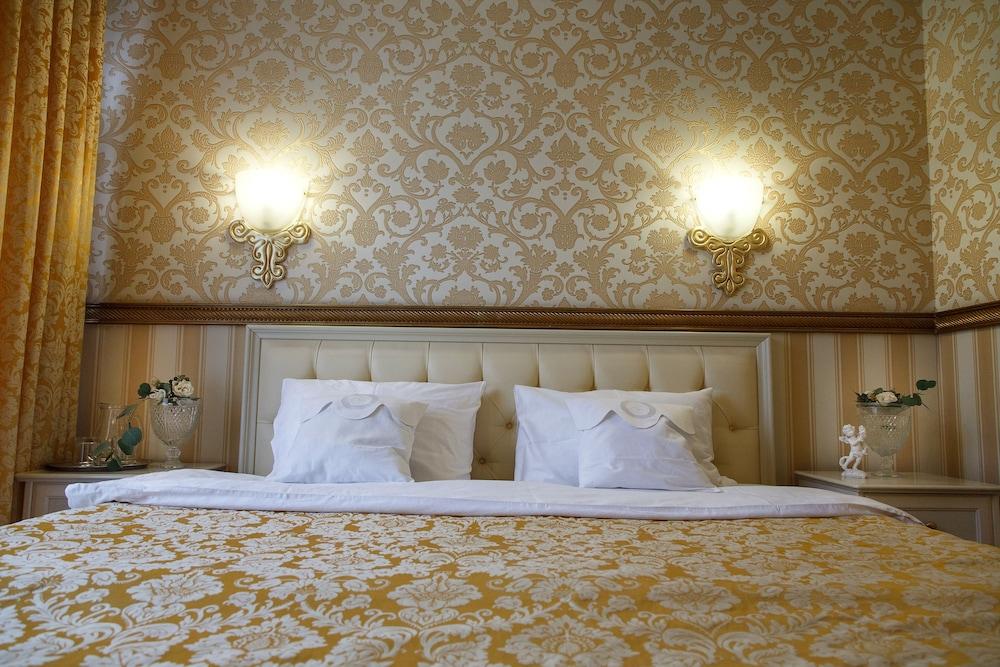 파크 호텔 유럽(Park Hotel Europe) Hotel Image 6 - Guestroom