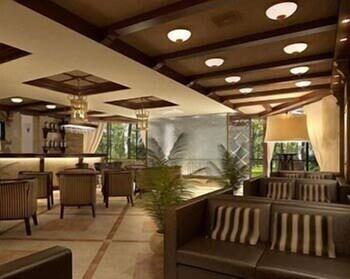 파크 호텔 유럽(Park Hotel Europe) Hotel Image 26 - Hotel Lounge