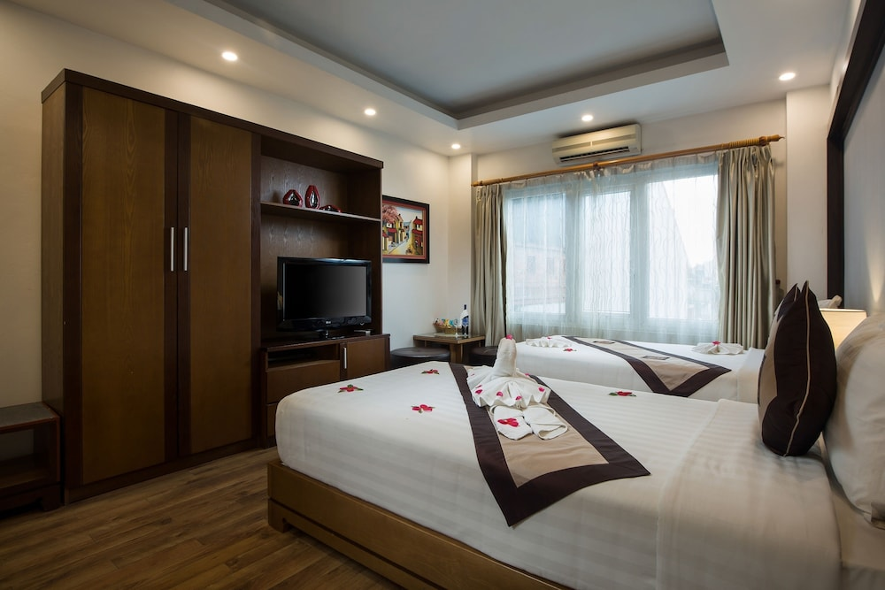스플렌디드 스타 그랜드 호텔(Splendid Star Grand Hotel) Hotel Image 47 - Guestroom View