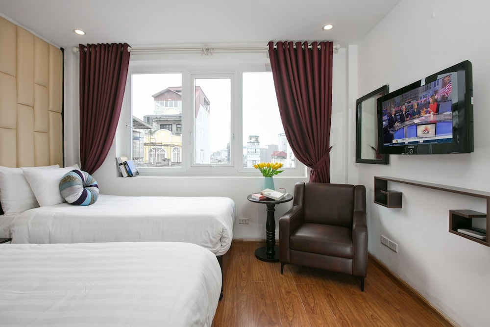 스플렌디드 스타 그랜드 호텔(Splendid Star Grand Hotel) Hotel Image 48 - Guestroom View