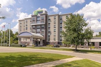 哥倫布 - 北極星花園路智選假日飯店和套房 Holiday Inn Express Hotels & Suites Columbus-Polaris Parkway, an IHG Hotel