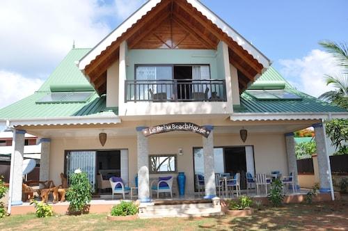 Le Relax Beach House - La Digue,