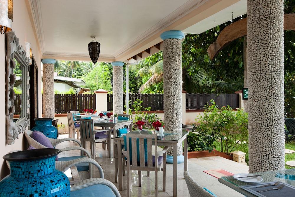 르 릴렉스 비치 하우스 - 라 디구에(Le Relax Beach House - La Digue) Hotel Image 13 - Dining
