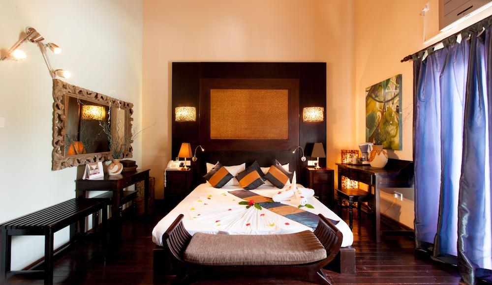 르 릴렉스 비치 하우스 - 라 디구에(Le Relax Beach House - La Digue) Hotel Image 7 - Guestroom