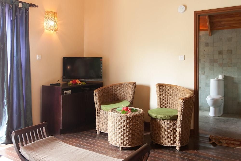 르 릴렉스 비치 하우스 - 라 디구에(Le Relax Beach House - La Digue) Hotel Image 8 - Guestroom