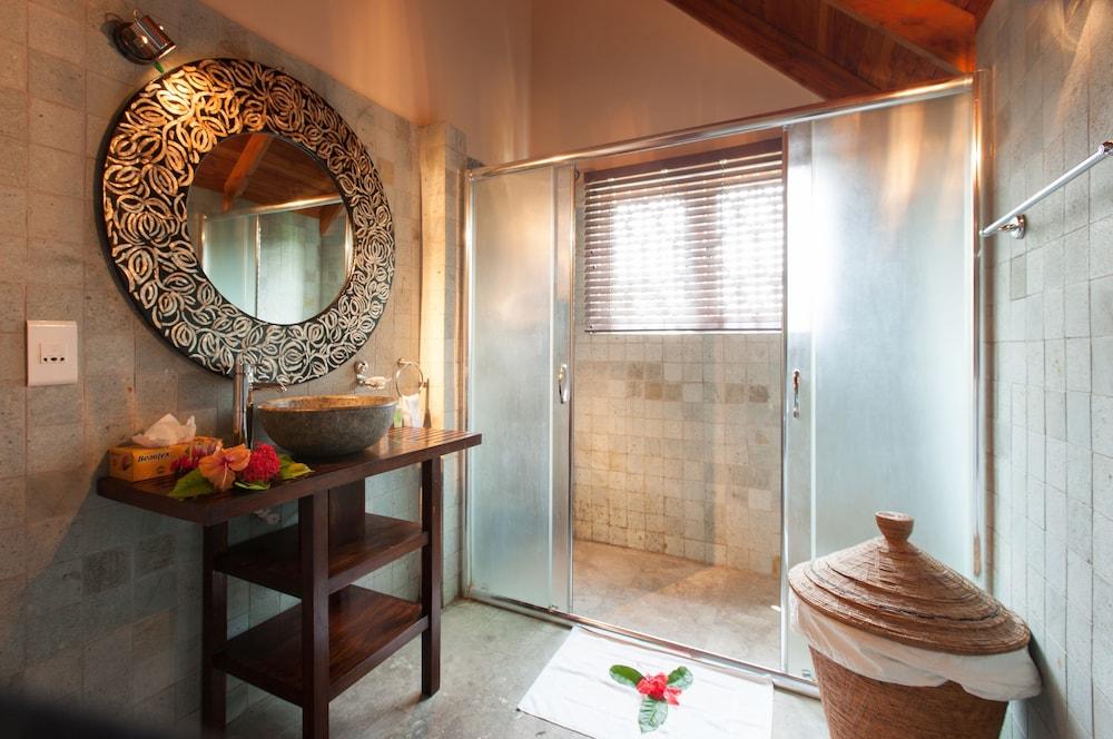 르 릴렉스 비치 하우스 - 라 디구에(Le Relax Beach House - La Digue) Hotel Image 9 - Guestroom