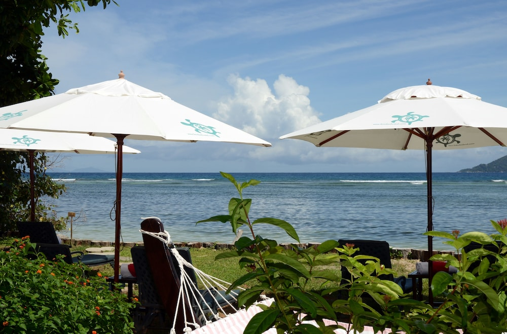 르 릴렉스 비치 하우스 - 라 디구에(Le Relax Beach House - La Digue) Hotel Image 26 - Beach