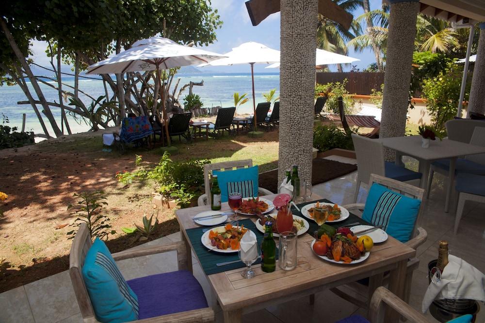 르 릴렉스 비치 하우스 - 라 디구에(Le Relax Beach House - La Digue) Hotel Image 20 - Food and Drink