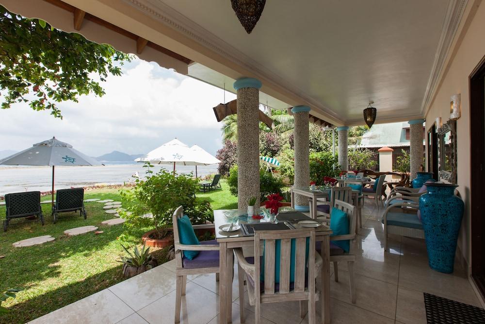 르 릴렉스 비치 하우스 - 라 디구에(Le Relax Beach House - La Digue) Hotel Image 32 - Dining