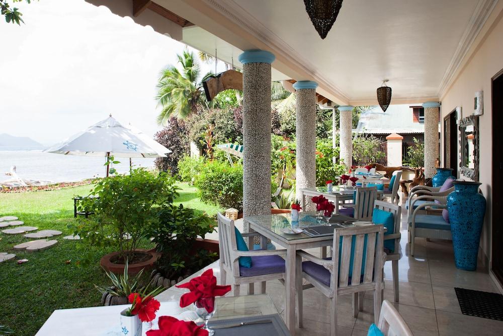 르 릴렉스 비치 하우스 - 라 디구에(Le Relax Beach House - La Digue) Hotel Image 17 - Dining