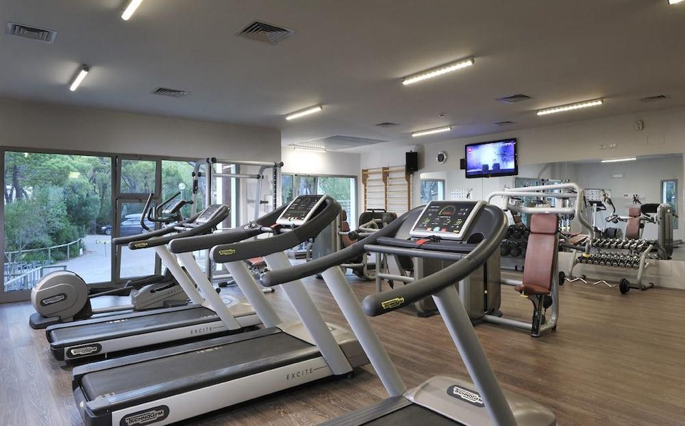 리바 델 솔레 리조트 앤드 스파(Riva del Sole Resort & Spa) Hotel Image 27 - Gym