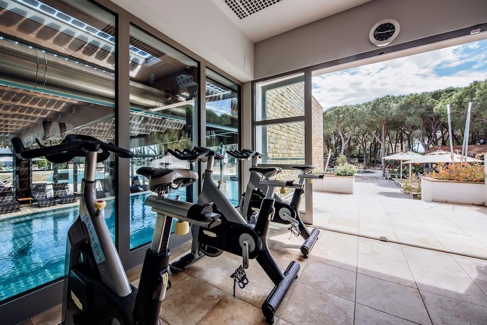 리바 델 솔레 리조트 앤드 스파(Riva del Sole Resort & Spa) Hotel Image 29 - Gym
