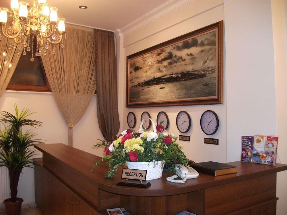 술탄 팰리스 호텔(Sultan Palace Hotel) Hotel Image 0 - Reception