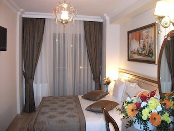 술탄 팰리스 호텔(Sultan Palace Hotel) Hotel Image 10 - Guestroom