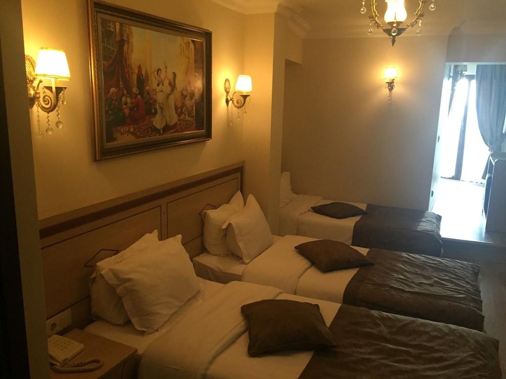 술탄 팰리스 호텔(Sultan Palace Hotel) Hotel Image 18 - Guestroom
