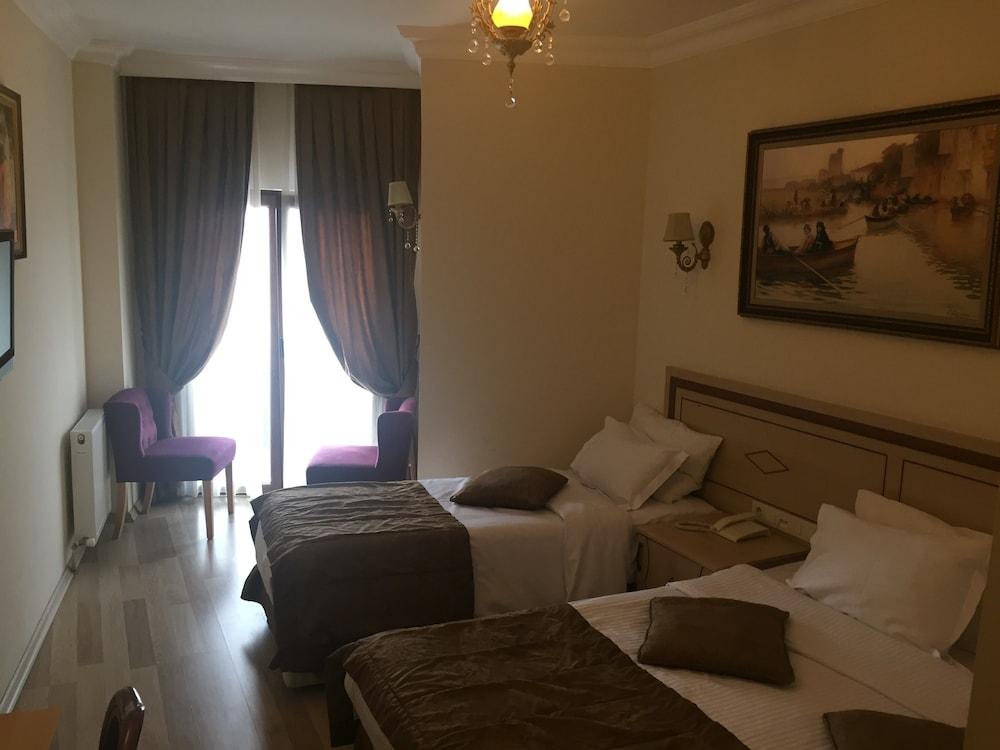 술탄 팰리스 호텔(Sultan Palace Hotel) Hotel Image 20 - Guestroom
