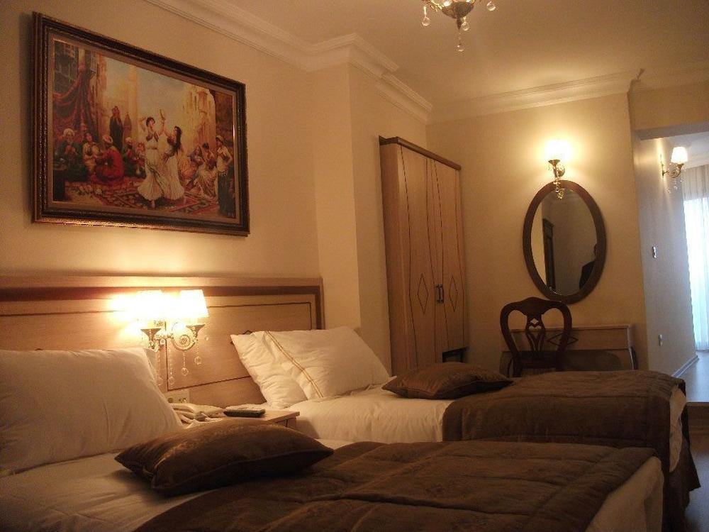 술탄 팰리스 호텔(Sultan Palace Hotel) Hotel Image 6 - Guestroom