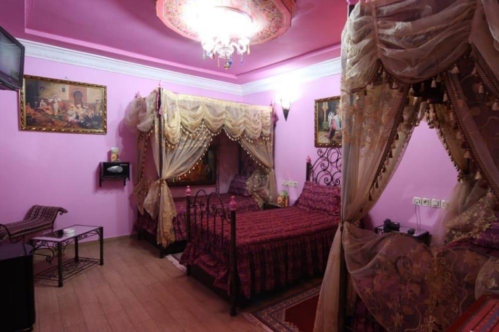 모로칸 하우스 호텔 카사블랑카(Moroccan House Hotel Casablanca) Hotel Image 9 - Guestroom