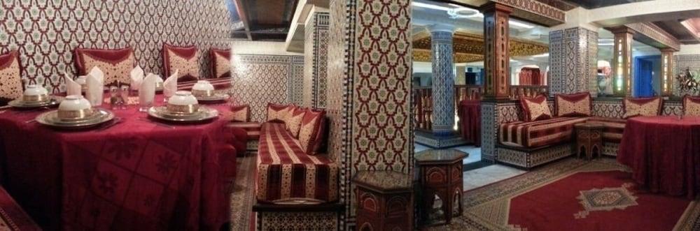 모로칸 하우스 호텔 카사블랑카(Moroccan House Hotel Casablanca) Hotel Image 30 - Restaurant