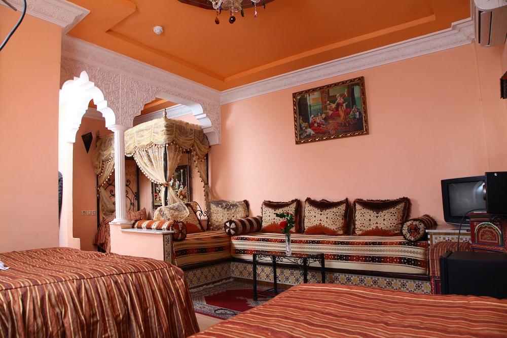 모로칸 하우스 호텔 카사블랑카(Moroccan House Hotel Casablanca) Hotel Image 19 - Guestroom