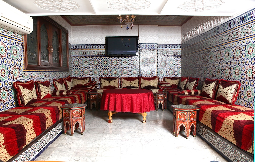 모로칸 하우스 호텔 카사블랑카(Moroccan House Hotel Casablanca) Hotel Image 3 - Lobby Sitting Area