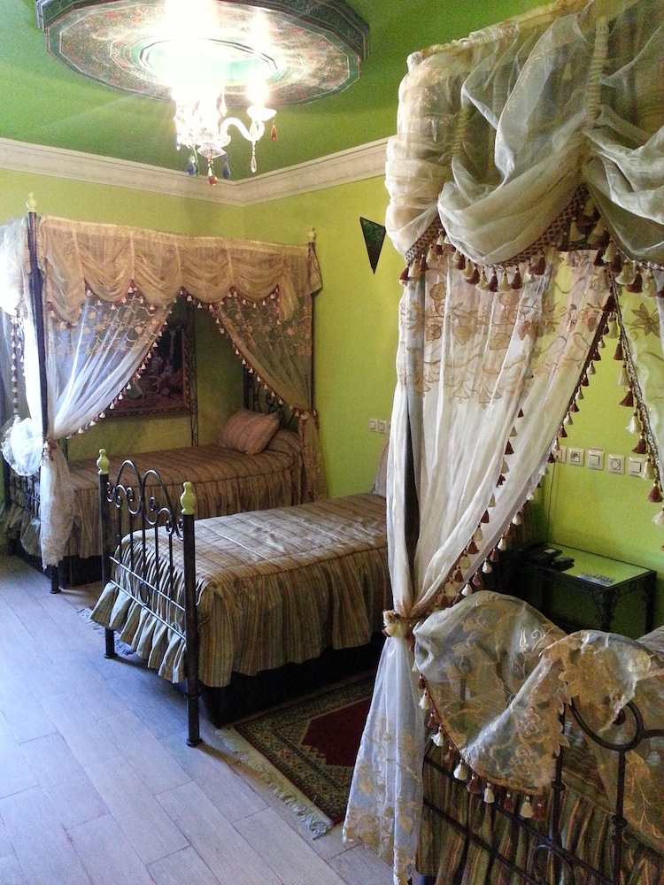 모로칸 하우스 호텔 카사블랑카(Moroccan House Hotel Casablanca) Hotel Image 15 - Guestroom