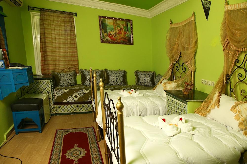 모로칸 하우스 호텔 카사블랑카(Moroccan House Hotel Casablanca) Hotel Image 21 - Guestroom