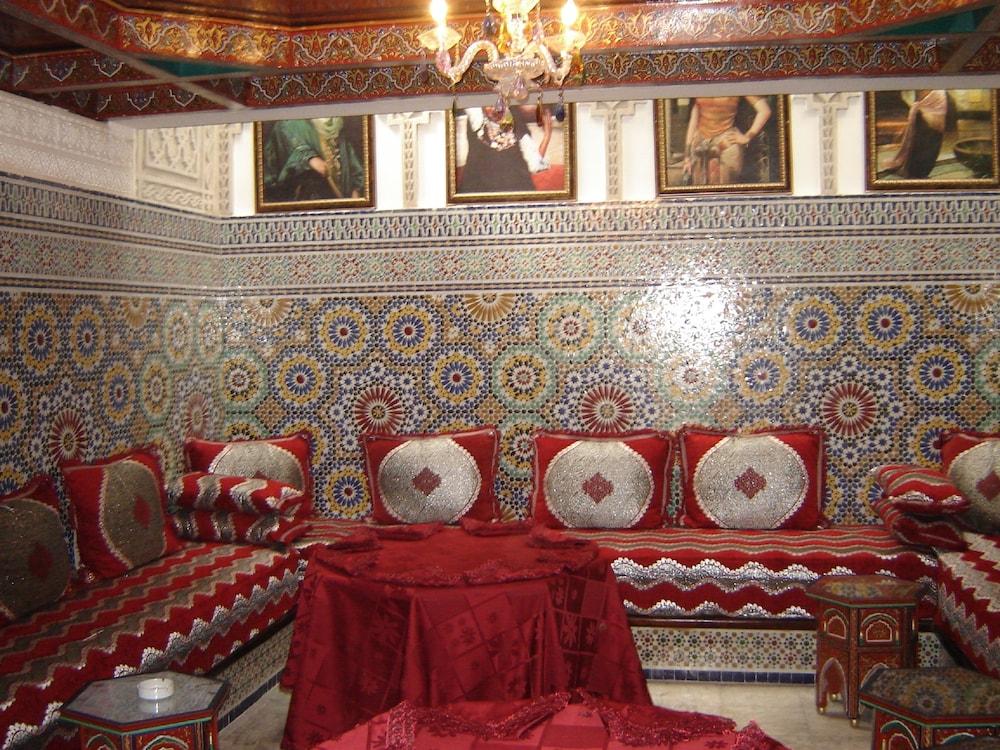 모로칸 하우스 호텔 카사블랑카(Moroccan House Hotel Casablanca) Hotel Image 33 - Hotel Interior
