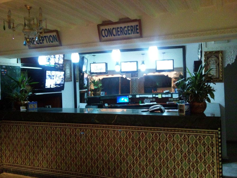 모로칸 하우스 호텔 카사블랑카(Moroccan House Hotel Casablanca) Hotel Image 20 - Reception