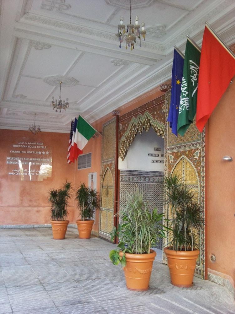 모로칸 하우스 호텔 카사블랑카(Moroccan House Hotel Casablanca) Hotel Image 36 - Hotel Entrance